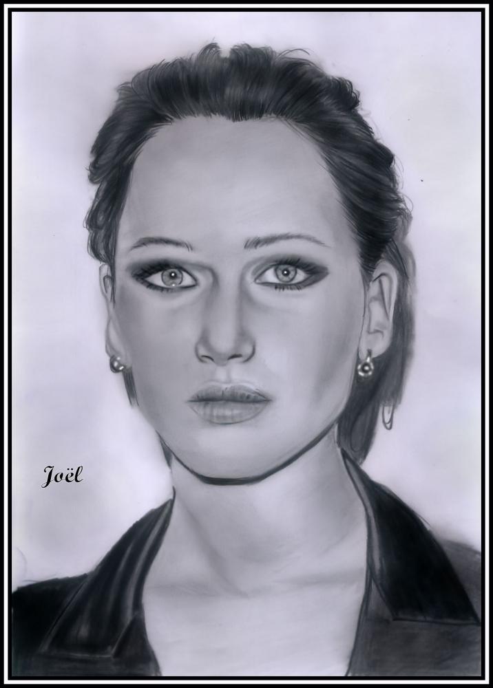 Jennifer Lawrence by klk68